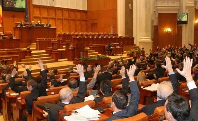 Camera Deputaţilor a respins proiectul legii amnistiei şi graţierii