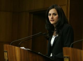 Alina Bica, șefa DIICOT. Sursă foto: monitorulab.ro