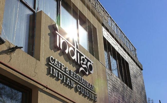 Restaurantul Indigo din Cluj-Napoca