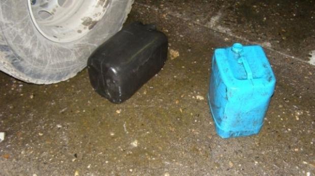 Furt de benzină. Sursă foto: www.b365.ro