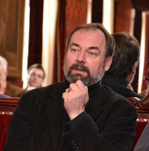 regizorul  Dan Lupea