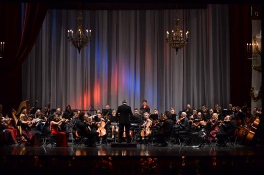 Orchestra Operei Maghiare din Cluj. Sursa foto: Opera Maghiara