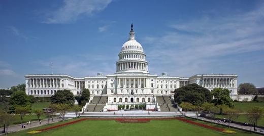 Sediul Congresului american de la Washington. Sursa foto: Wikipedia