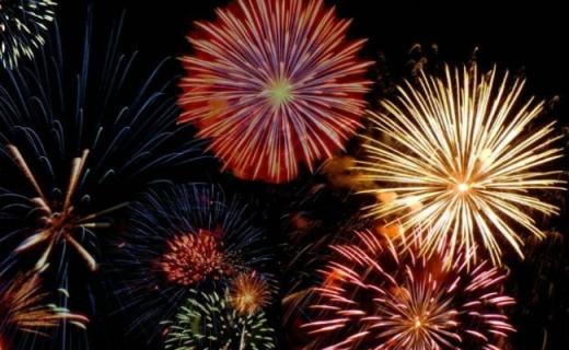 Focuri de artificii și concerte de Ziua Unirii Principatelor