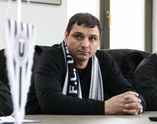 Fostul antrenor al șepcilor roșii Ionel Ganea