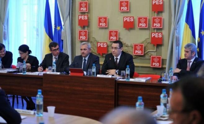 PSD îşi clarifică, la Sinaia, situaţia după pierderea prezidenţialelor. Baronii vor capul lui Ponta