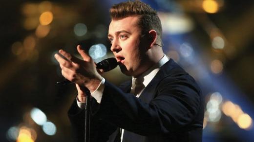 Cântăreţul britanic de muzică soul Sam Smith. Sursa foto: www.variety.com