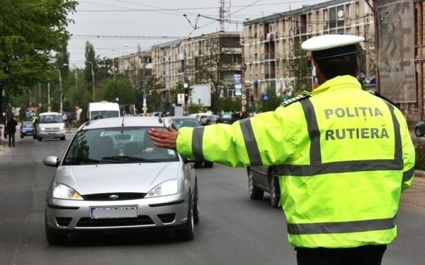De ce un şofer a fost amendat, în Cluj, din cauza Simonei Halep