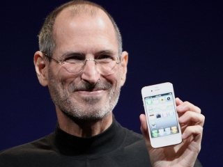 Steve Jobs. Sursă foto: Wikipedia