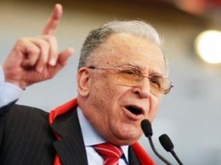 Președintele de onoare al PSD Ion Iliescu