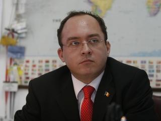Ministrul de Externe Bogdan Aurescu