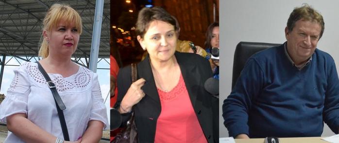 Mariana Ratiu, Simona Gaci si Octavian David