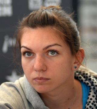 Jucătoarea româncă de tenis Simona Halep. Sursă foto: Wikipedia