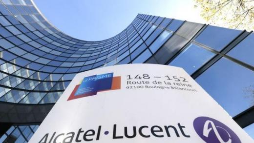 Sediul Alcatel-Lucent. Sursă foto: www.finance.yahoo.com