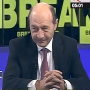 """Băsescu: """"Emisiunea de la Realitatea a fost o capcană!"""""""
