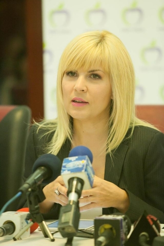 Elena Udrea, eliberată din Penitenciarul Târgșor și plasată în arest la domiciliu