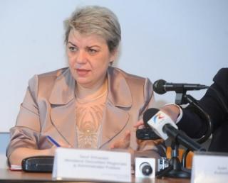 Dragnea şi-a lăsat fina şef la Ministerul Dezvoltării Regionale