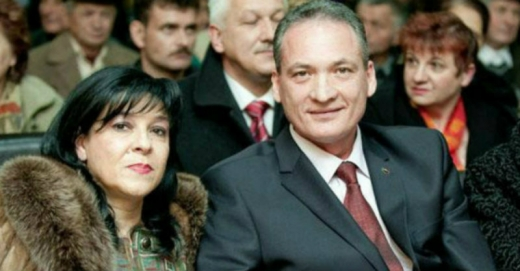 Mihaiela Cordoş, soţia senatorului Alexandru Cordoş, plasată în arest la domiciliu