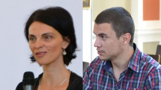 Alexandru Vlad vrea să dezvolte o platformă online unde pasionaţii de filme şi producătorii se pot întâlni.