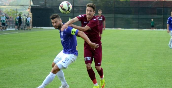 CFR Cluj a învins FC Voluntari, scor 2-0, în Liga I