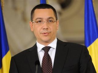 Ponta nu-şi dă demisia din funcţia de premier