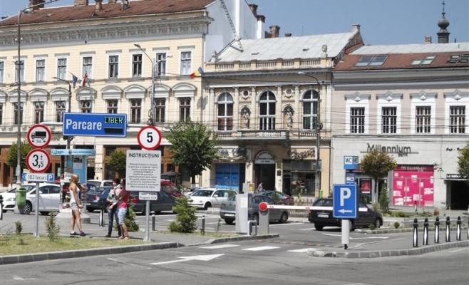 Restricţii de circulaţie în centru, timp de cinci zile