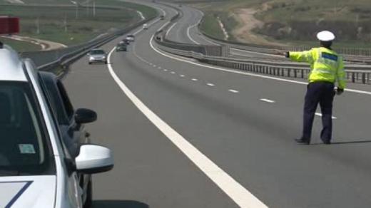 Traficul pe autostrada A1, Orăștie – Sibiu se închide