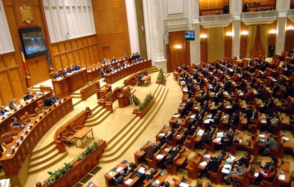 Parlamentarii își modifică legile pentru ei