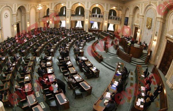 CONDAMNAŢII cu PREJUDICII mari răsuflă UŞURAŢI. Senatul a RESPINS proiectul legii privind Agenţia Bunurilor Sechestrate.