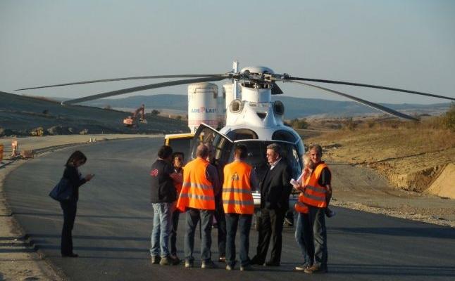 Autostrada Sibiu-Orăștie va trebui DEMOLATĂ. A fost inaugurată înaintea alegerilor prezidențiale, cu Victor Ponta candidat şi Ioan Rus ministru al Transporturilor