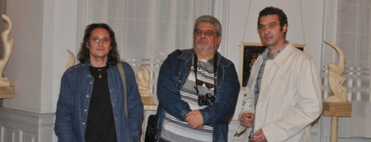 Cristian Rudareanu (foto stanga)