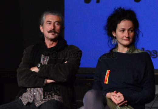 Ernö Bartha și Ildiko Bacs