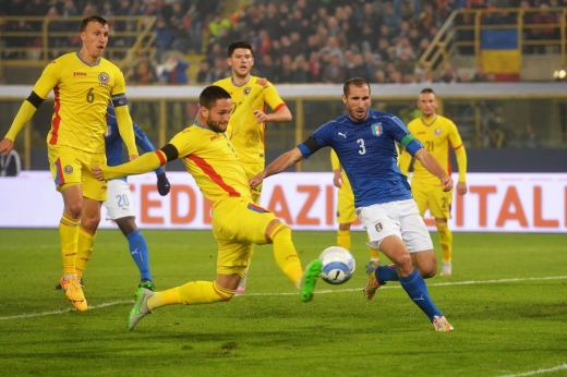 Foto: Nationala Romaniei de fotbal