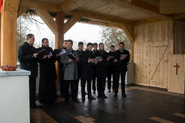 Inaugurare biserica din parcul Babeș