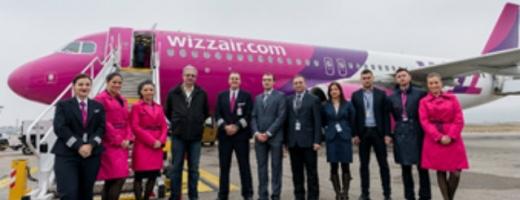 O nouă rută internațională de pe Aeroportul Internațional Avram Iancu Cluj