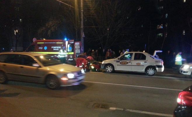 Accident Iulius Mall