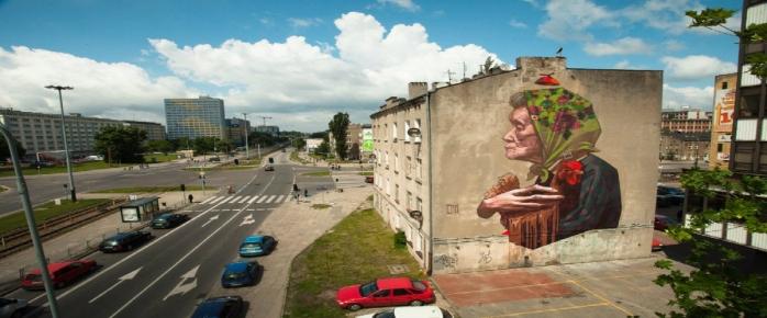 Proiecte mari, ca acesta din Lodz din Polonia din acest an, pot dura până să fie realizate între patru şi opt zile.