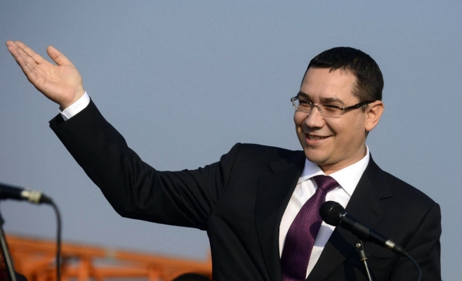 Contul principal al PSD, blocat din cauza unei datorii de 55.000 de euro de la lansarea lui Ponta