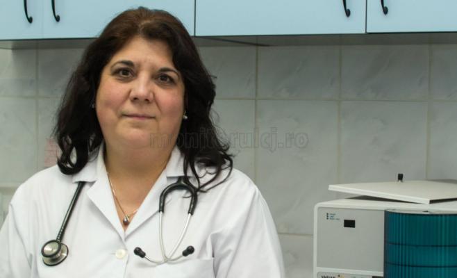 Camelia Alkhzouz, medicul clujean care alină suferința copiilor cu boli rare - INTERVIU