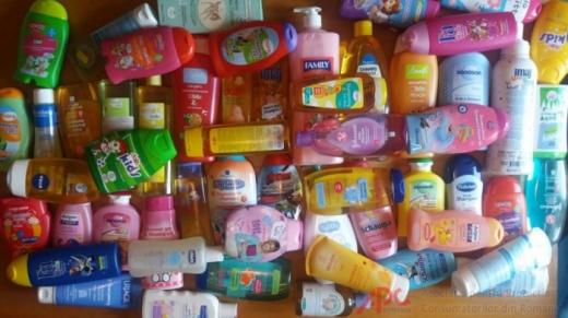 Şampoanele pentru copii, pline cu substanţe toxice