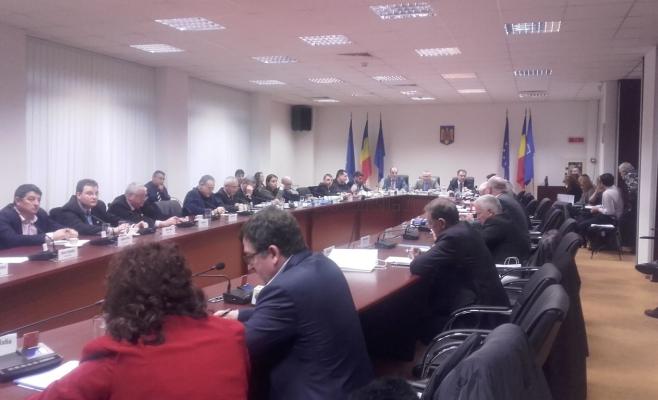 Sedinta Consiliu Judetean 29 ianuarie