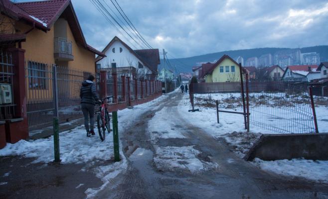 strada Meteş