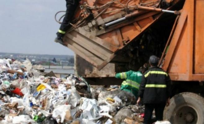 Rampa de gunoi temporară a municipiului tinde să devină permanentă