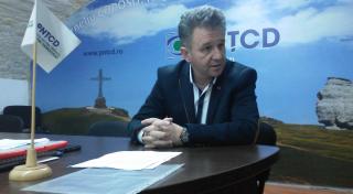 Candidatul PNȚCD la Primăria Cluj-Napoca, Horea Dan