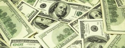 Dolarul la un minim al ultimelor cinci luni