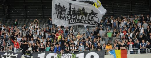 """""""U"""" Cluj a scăpat deocamdată de faliment"""