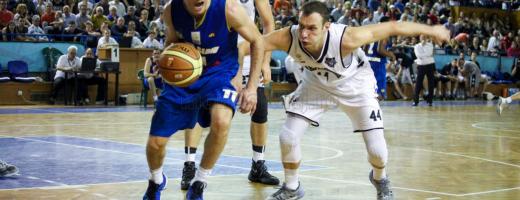 U-BT Cluj țintește a doua victorie în play-off în fața CSU Sibiu