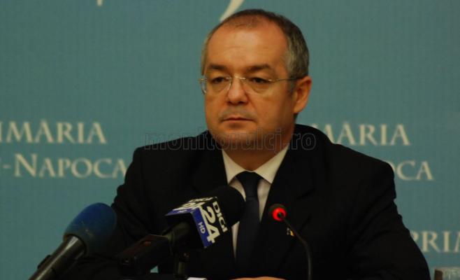 Emil Boc va da cu subsemnatul la Înalta Curte de Casație și Justiție