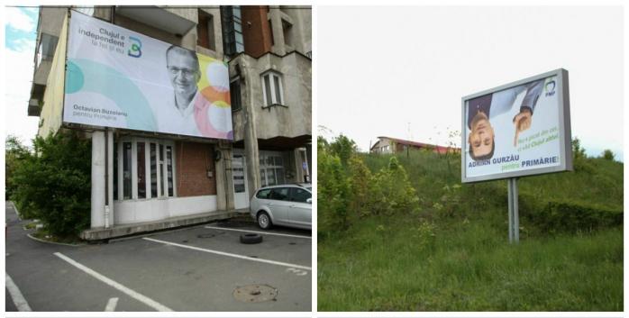 Octavian Buzoianu și Adrian Gurzău vor fi nevoiți să își retragă panourile electorale și mash-urile până la începerea campaniei