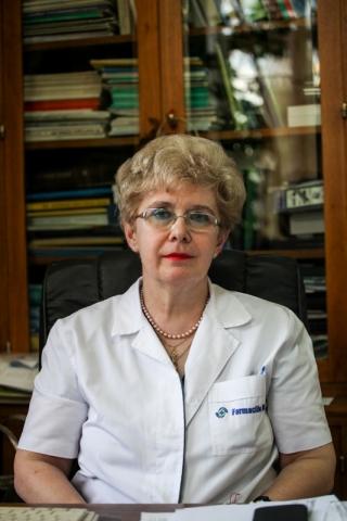 prof. univ. dr. Carmen Monica Pop